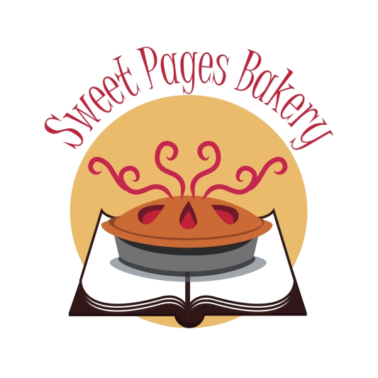 Sweet Pages Bakery - Logo